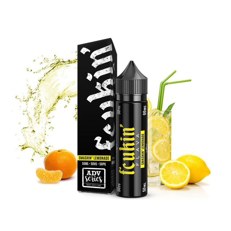Fcukin' Flava - Smashin' Lemonade 50 ml