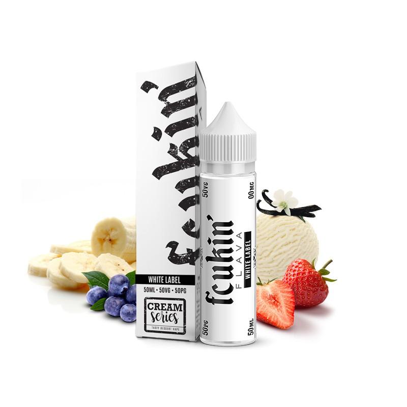 Fcukin 'Flava CREAM - White Label 50 ml