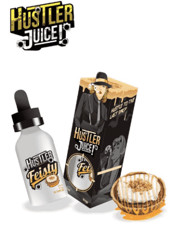 Hustler Juice - Creamy Feisty 50ML