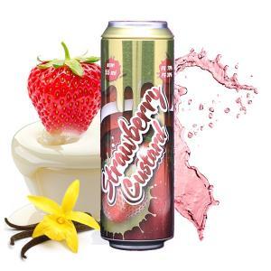 Fizzy - Strawberry Custard 55ml