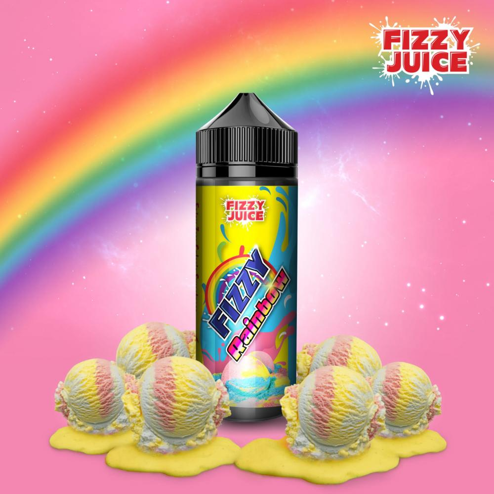 Fizzy Juice Rainbow 0mg 100ml