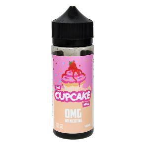 The Cupcake Man Strawberry 0mg 100 ml