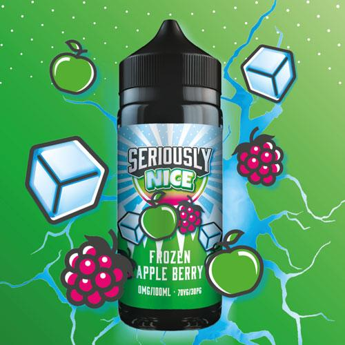 Seriously Nice - Frozen Apple Berry 100 ml