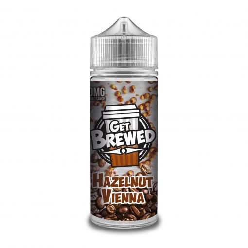 Get Brewed - Hazelnut Vienna 100ml