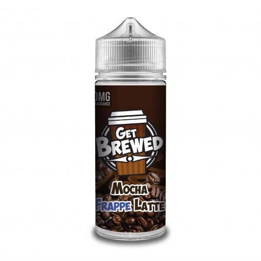 Get Brewed - Mocha Frappe Latte 100ml