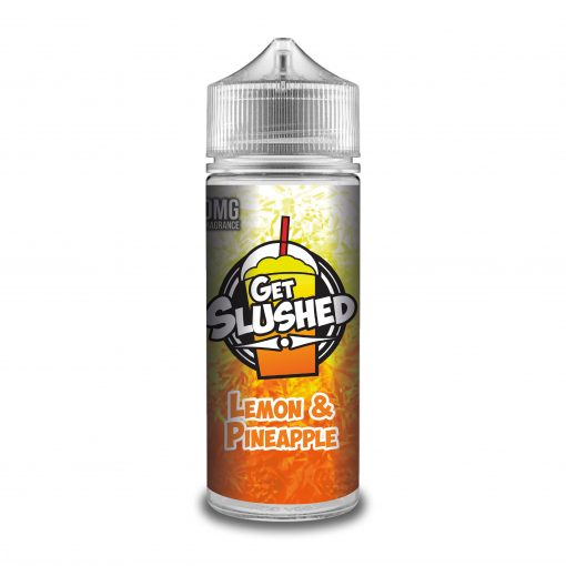 Get Slushed - Lemon & Pineapple 100ml