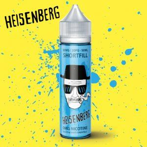 HEISENBERG - 50ml  0mg Shotfill