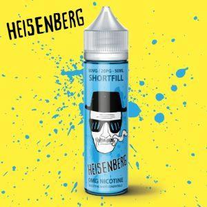 HEISENBERG - 50ml  0mg Shotfill