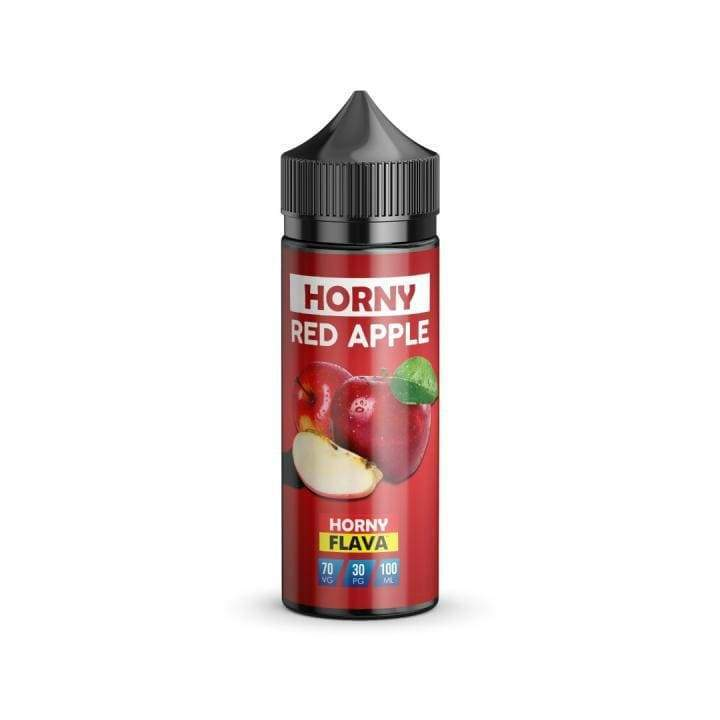Horny Red Apple 100 ML 0MG