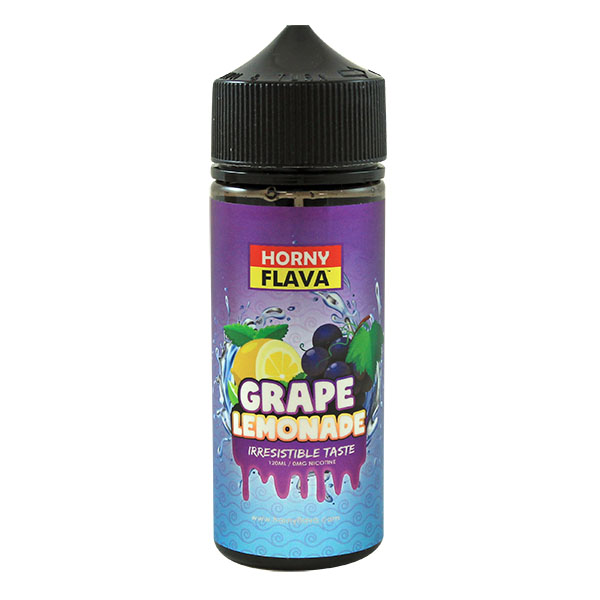 Horny Flava - Grape Lemonade100 ML 0MG