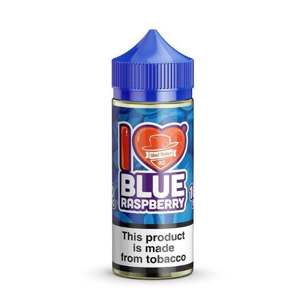 I Love Candy - Blue Raspberry 80ML