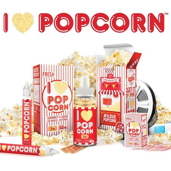 I ❤ Popcorn