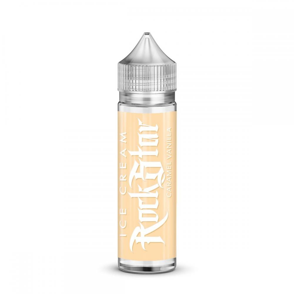 Rockstar Ice Cream - Caramel Vanilla 50ml