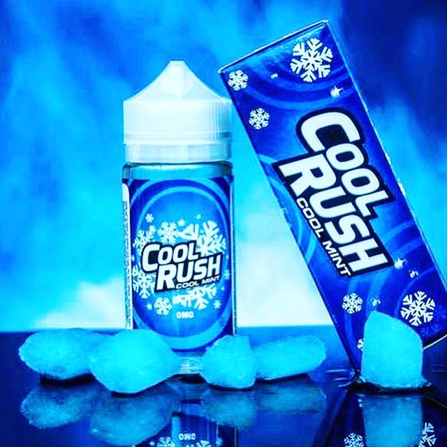 Vaper Treats - Cool Rush 100 ml
