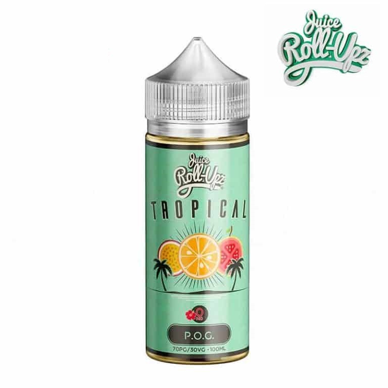 Juice Roll Upz - Tropical P.O.G. 100ML