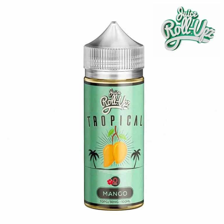 Juice Roll Upz - Tropical Mango 100ML