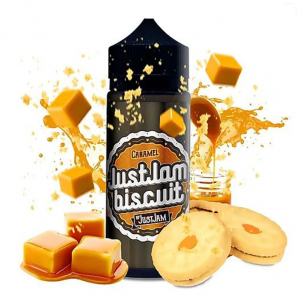 Just Jam Biscuit Caramel 80ML