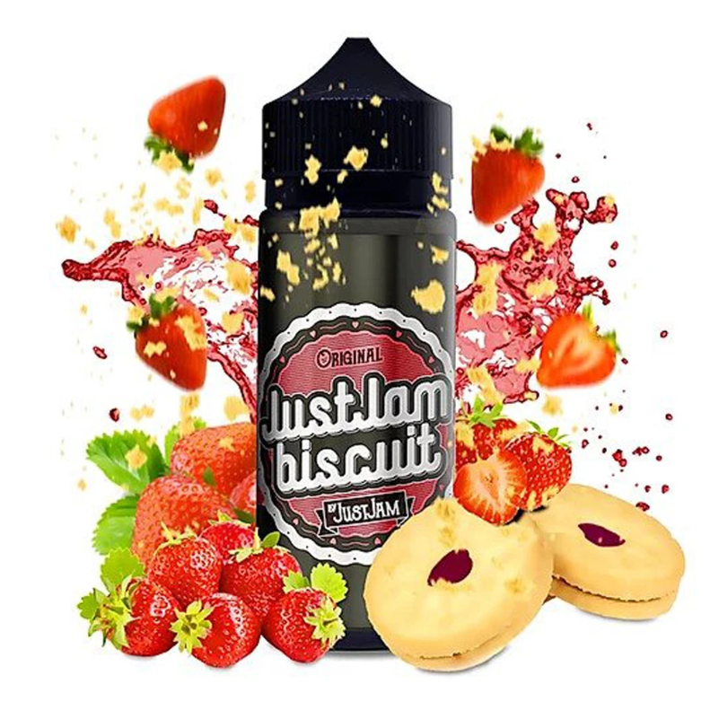 Just Jam Biscuit Original
