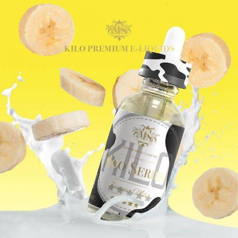 KILO Moo Series - Banana Milk 60ml