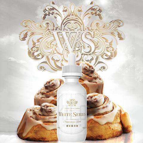 KILO White Series - Cinnamon Roll 50ml