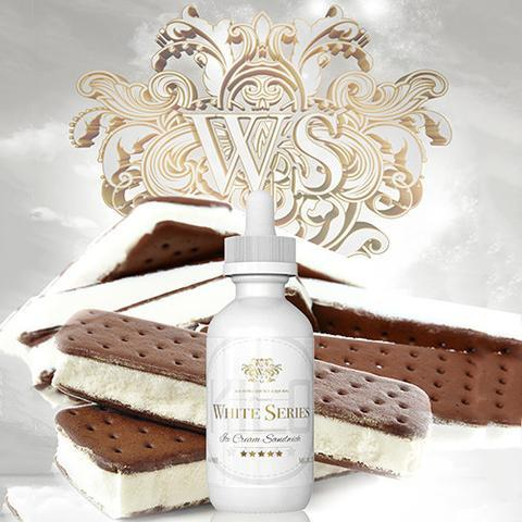 KILO White Series - Ice Cream Sandwich 50ml
