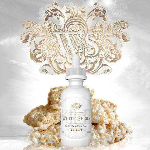 KILO White Series - Marshmallow Crisp 50ml