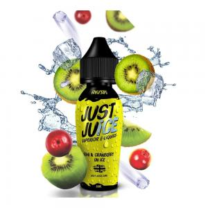 Just Juice - Kiwi & Cranberry On Ice 50ml