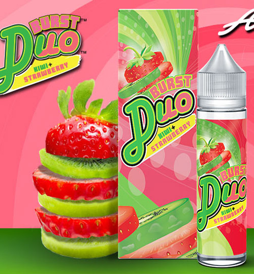Burst Duo Kiwi and Strawberry 50ML