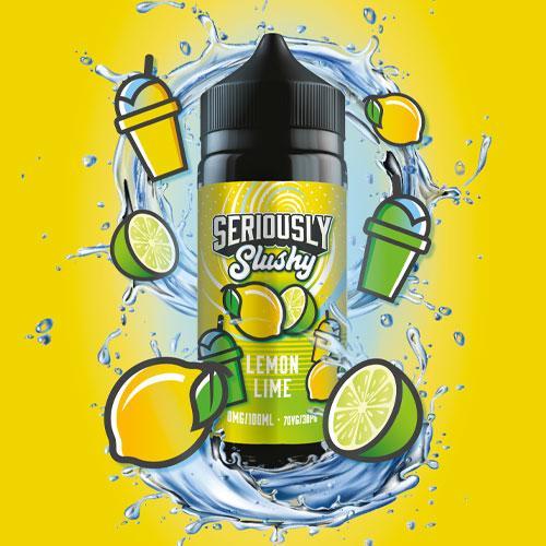 Seriously Slushy - Lemon Lime 100 ml