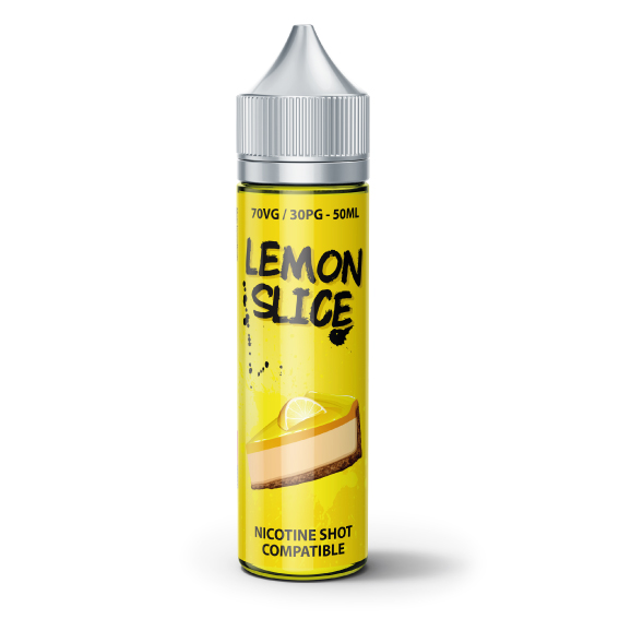 Lemon Slice - 50ml 0mg Shotfill
