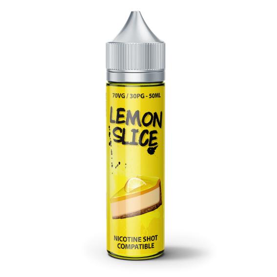 Lemon Slice - 50ml 0mg Shotfill