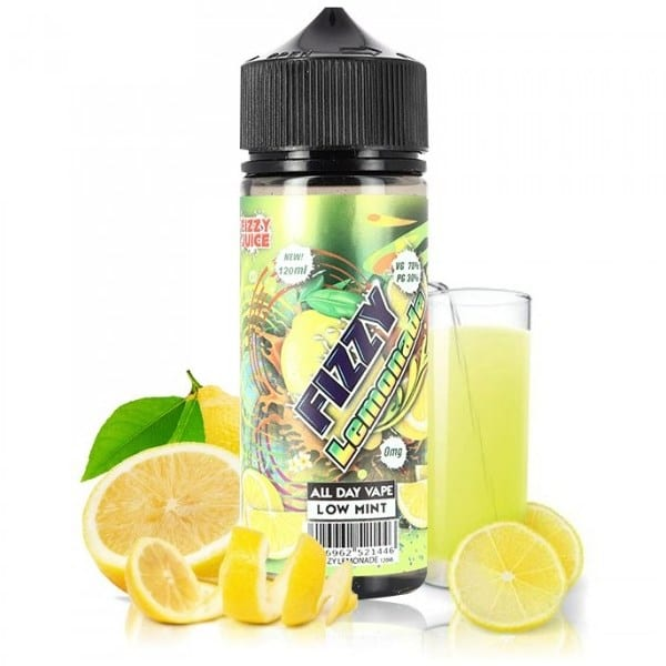 Fizzy Juice Lemonade 0mg 100ml