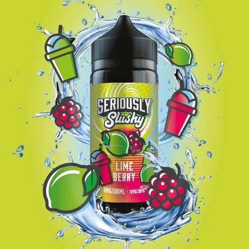 Seriously Slushy - Lime Berry 100 ml