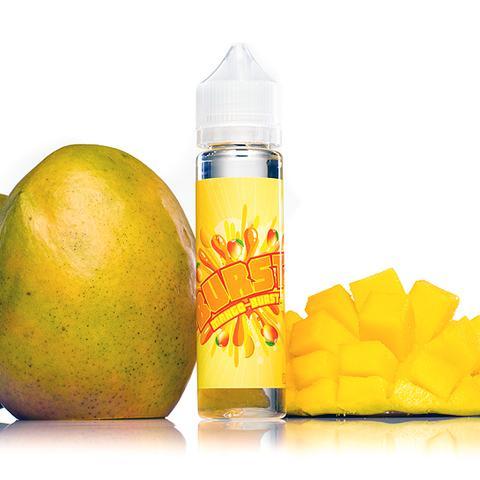 Sweden Vapes Burst Mango-Burst 0mg 50ml Shortfill