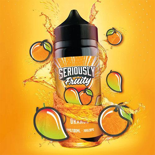 Seriously Fruity - Mango Orange 100 ml