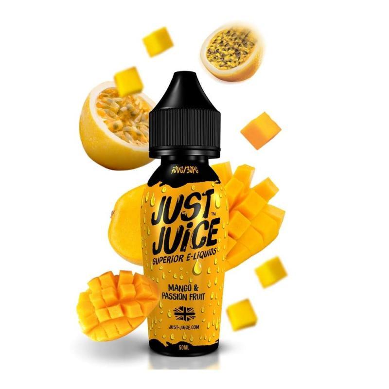 Just Juice - Mango & Passion Fruit 50ml