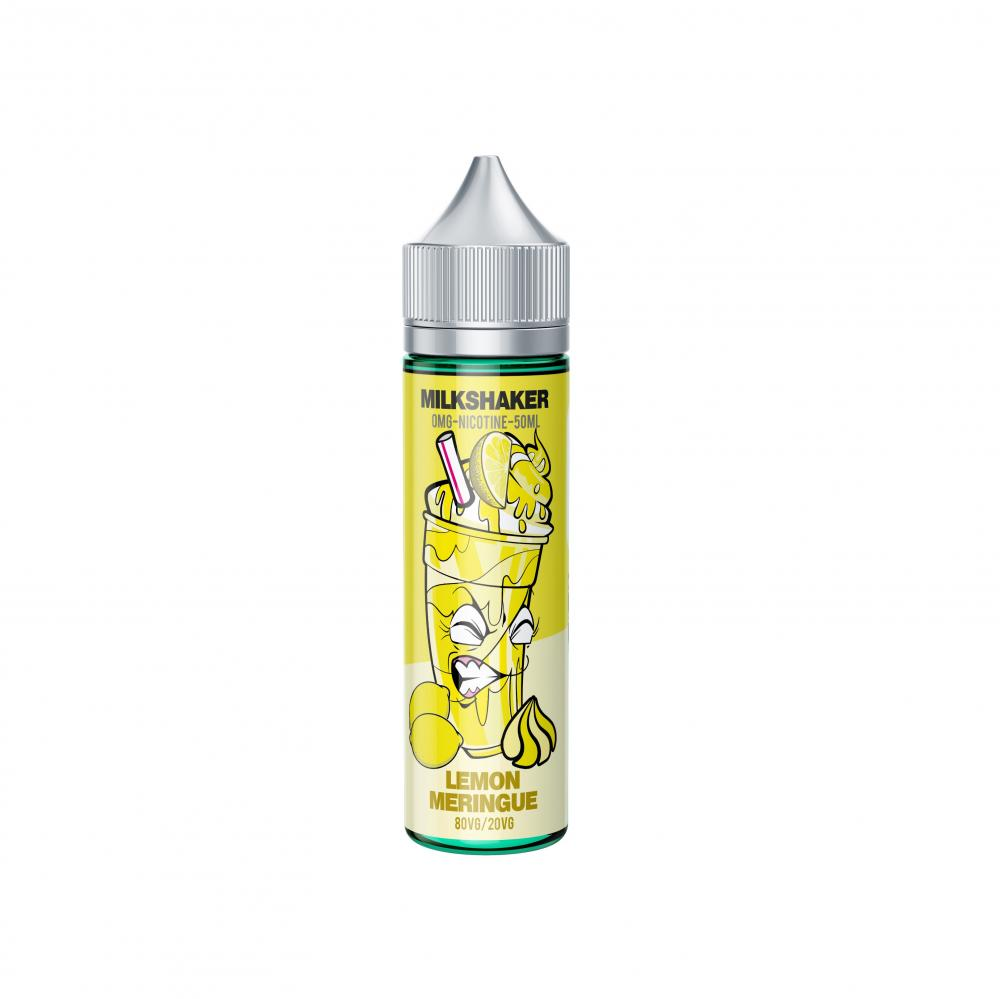 MILKSHAKER - LEMON MERINGUE 50ml