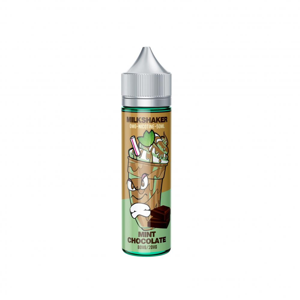 MILKSHAKER - MINT CHOCOLATE  50ml