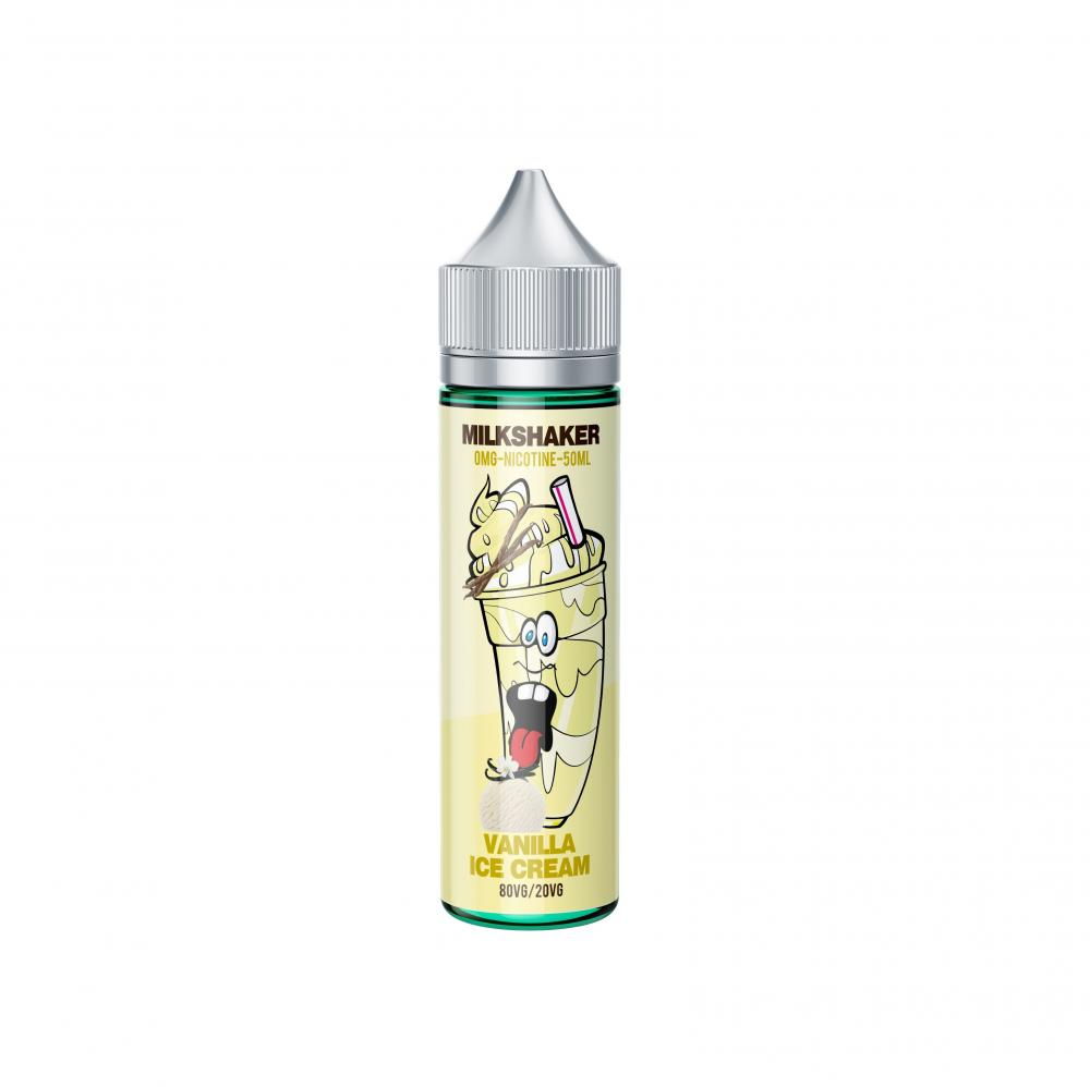 MILKSHAKER - VANILLA ICE CREAM 50ml