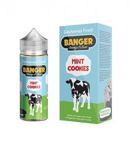 Banger Creamy - Mint Cookies 100ml