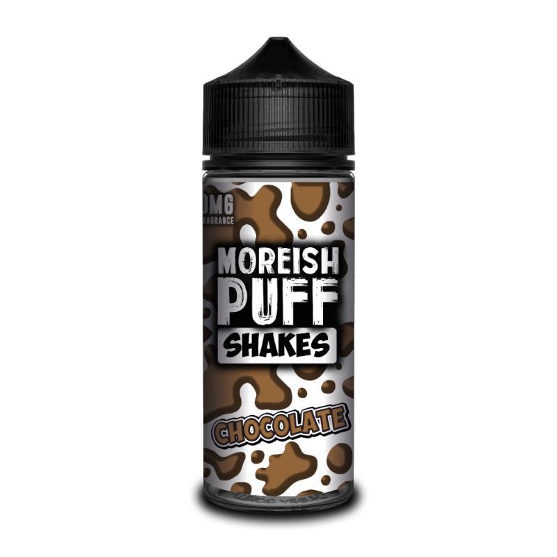 Moreish Puff Shakes - Chocolate 100ml