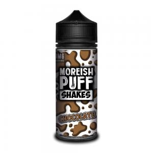 Moreish Puff Shakes - Chocolate 100ml