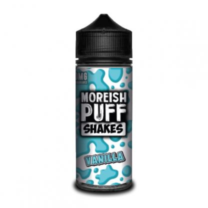 Moreish Puff Shakes - Vanilla 100ml