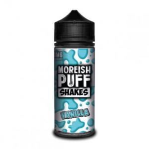 Moreish Puff Shakes - Vanilla 100ml