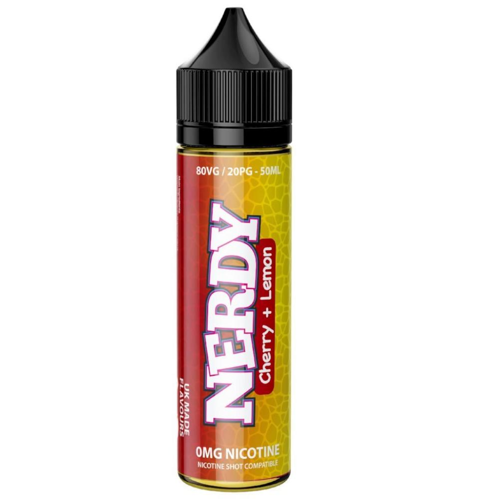 NERDY - CHERRY + LEMON  50ML