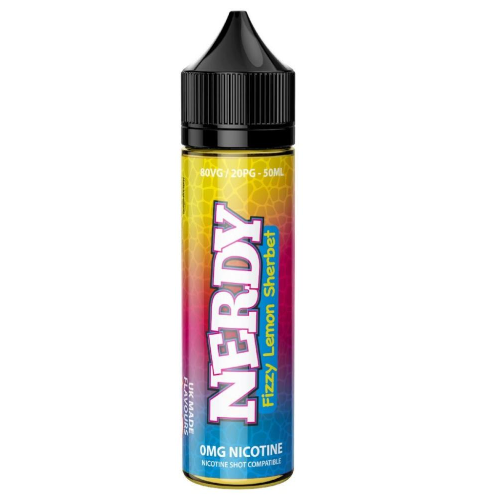 NERDY - FIZZY LEMON SHERBET 50ML