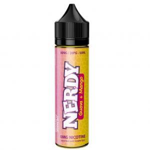 NERDY - GUAVA + MANGO 50ML