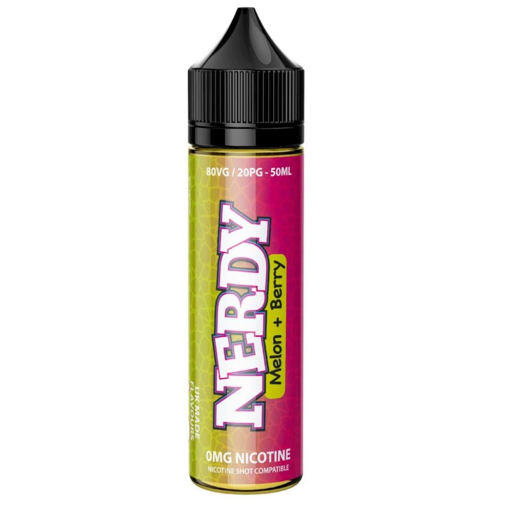 NERDY - MELON + BERRY 50ML