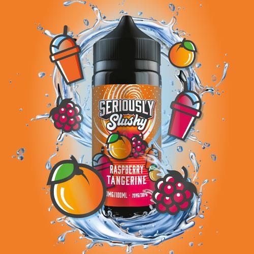 Seriously Slushy - Raspberry Tangerine 100 ml