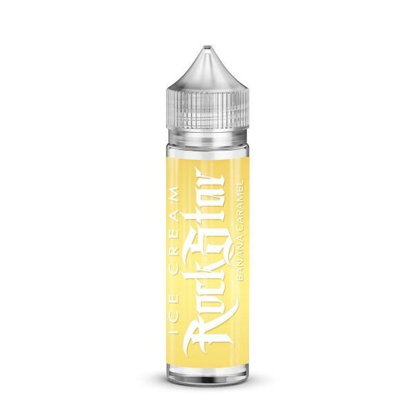 Rockstar - Ice Cream Banana 50ml